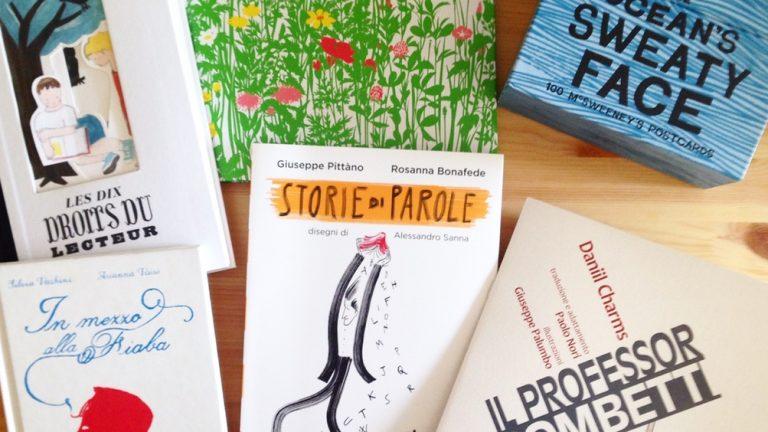 libri bambini letture storie di parole gallucci editore Daniil Charms fiabe