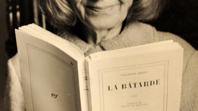 violette leduc donne femminismo leggere simone de beauvoir la bastarda gallimard