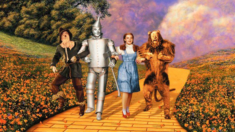 Mago di Oz film immagine scena