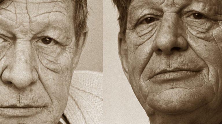 WH Auden Poeta faccia