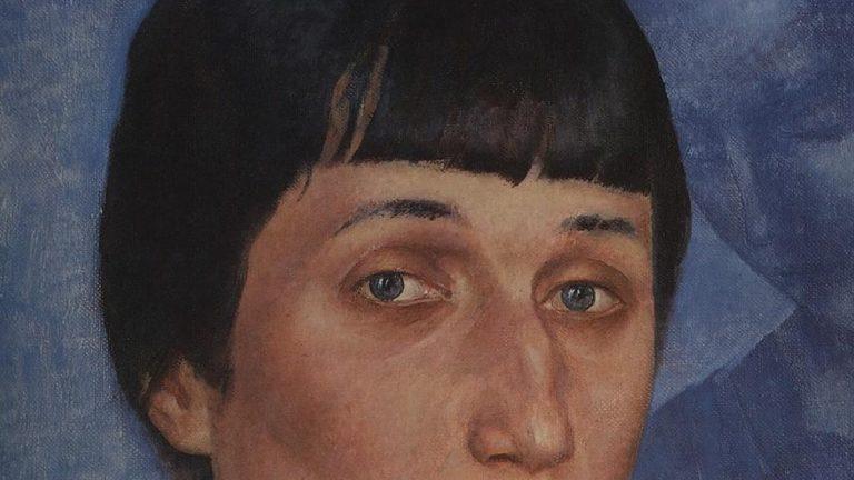 Anna Achmatova ritratto
