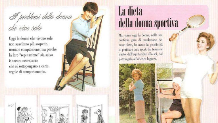 enciclopedia della donna